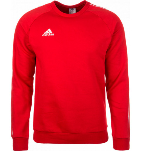 Sudadera Adidas Core 18 SW Top Red