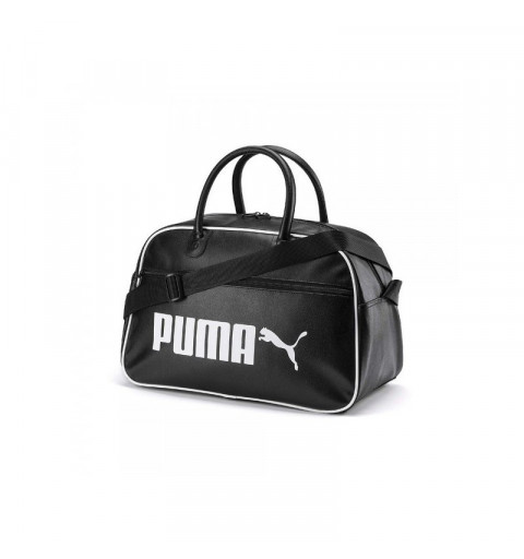 Bolso Puma Campus Grip Retro Black