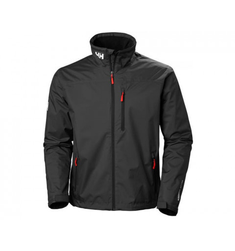 Jacket HH Crew Midlayer Black