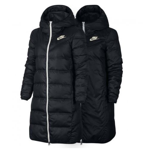 Pluma Nike W Sportswear Negra