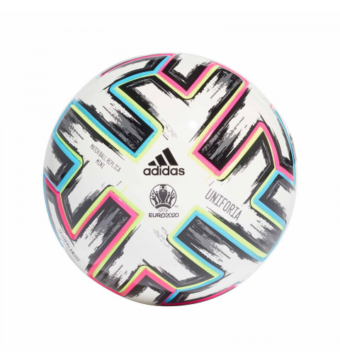 Balón Adidas Unifo Mini Blanco-Negro