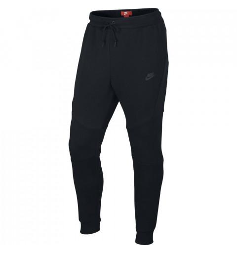 Pantalón Nike Nsw Tch Flc Negro