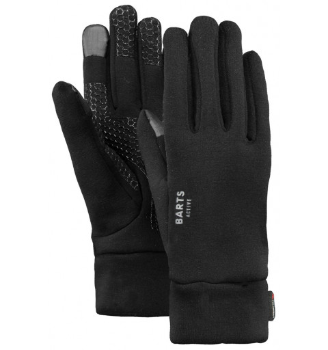 Guante Barts Powerstretch Touch Negro