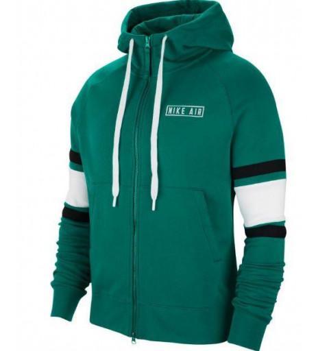 Sudadera Nike Air Hood Verde