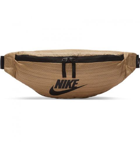 Riñonera Nike Sportswear Heritage Oro