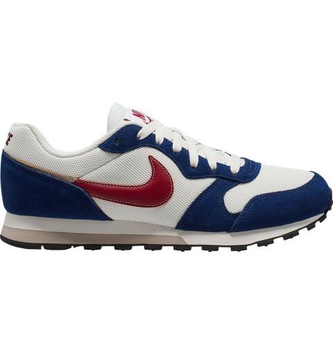 Nike MD Runner 2 ES Blanco/Marino