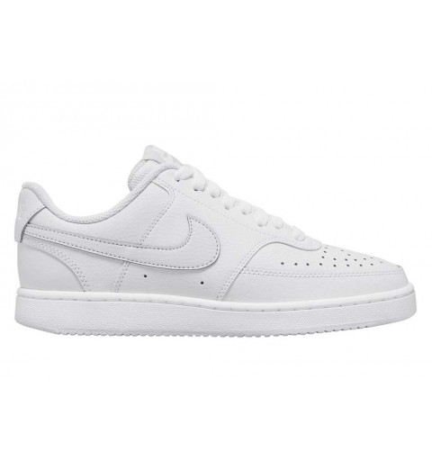 Nike Court Vision Low Blanca