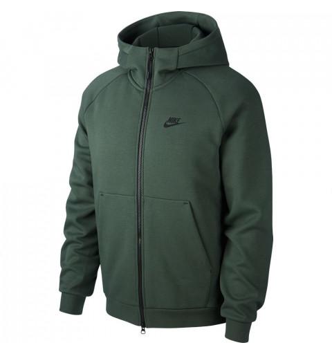 Sudadera Nike Sportswear Full Zip Hoodie Verde