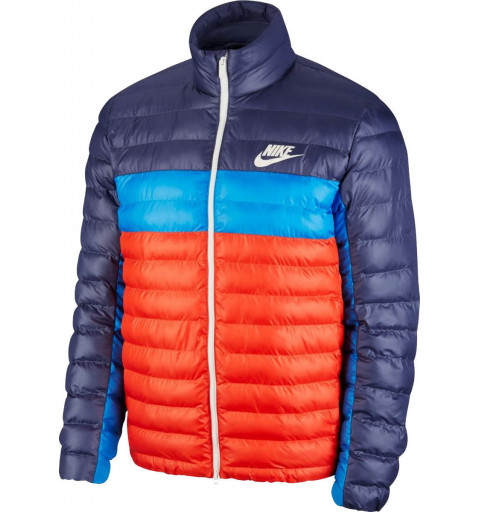 Chaqueta Nike Sportswear Synthetic Rojo-Azul