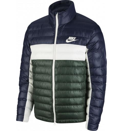 Chaqueta Nike Sportswear Synthetic Verde-Azul