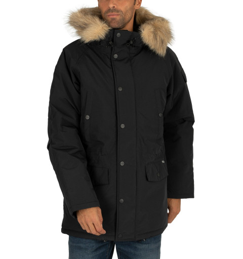 Parka Carhartt W Anchorage Black IO02145 89