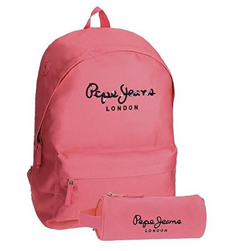 Mochila Pepe Jeans 6682357 Rosa