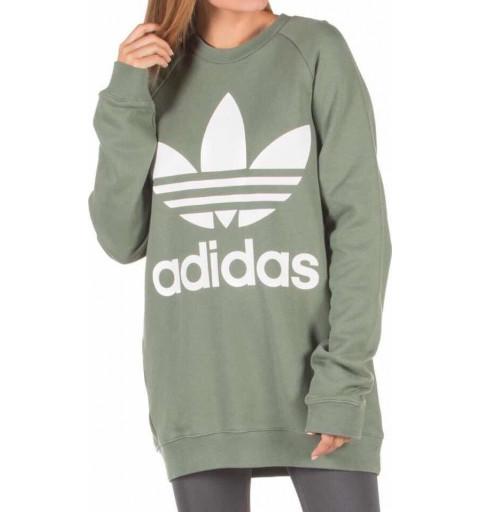 Sudadera Adidas Oversized...