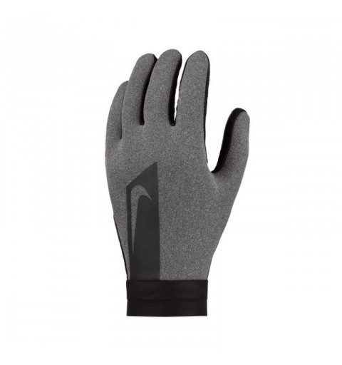 Guante Nike Hyperwarm Field Gris