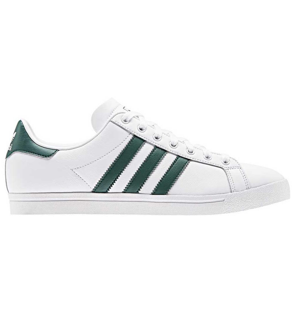 Adidas Coast Star White-Green