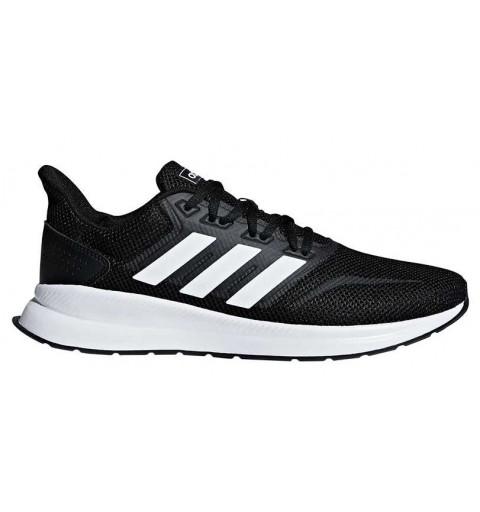 Adidas Runfalcon negro blanco F36199