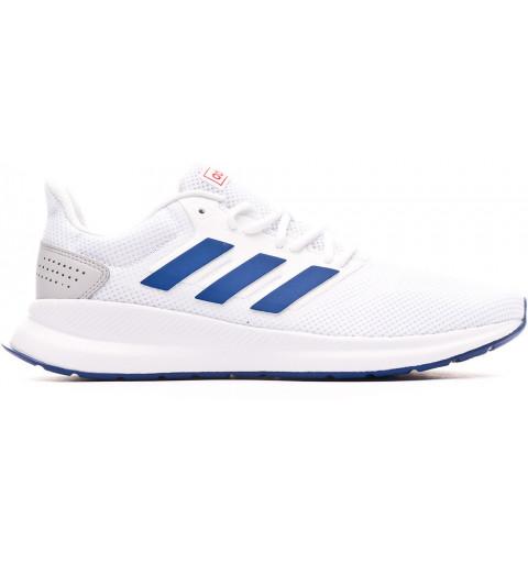 Adidas Runfalcon azul blanco EF0148