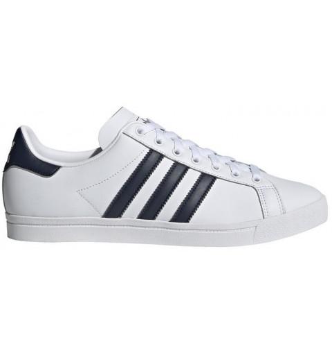 Adidas Coast Star White-Navy