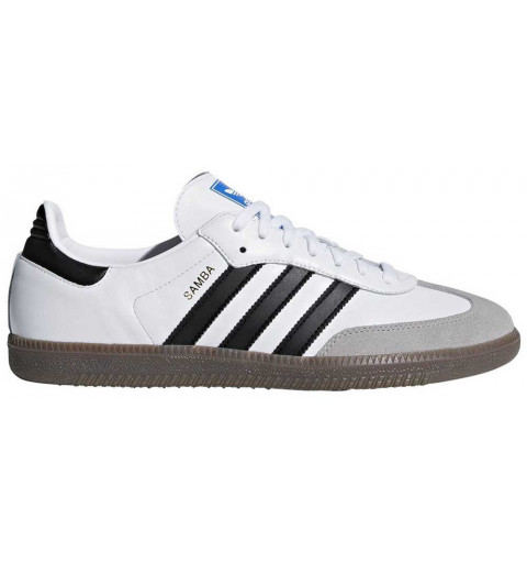 Adidas Samba OG White-Black