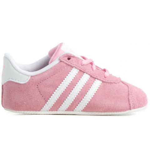 Adidas Gazelle Crib Pink
