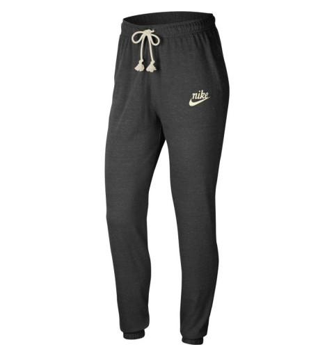 Pantalón Nike W NSW Gym Vintage Negro