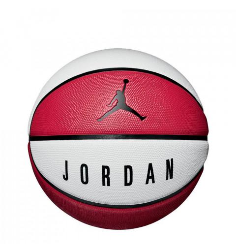 Balón Nike Basket Air Jordan Rojo-Blanco
