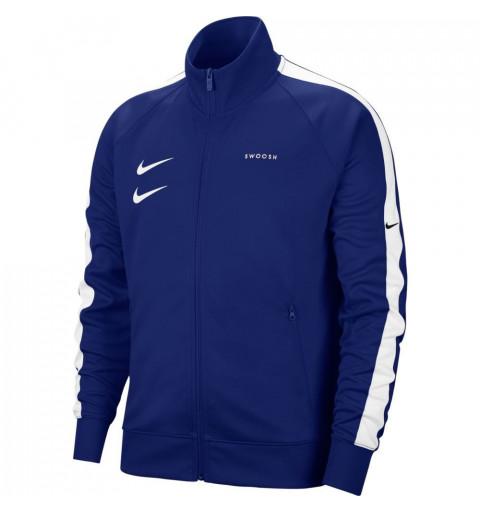 Sudadera Nike Sportswear Swoosh Royal Blue