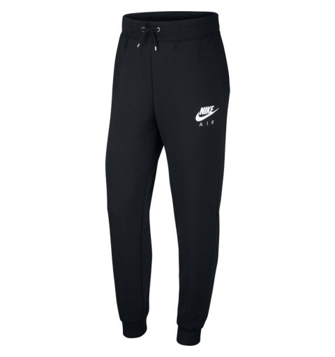 Pantalón Nike W Air Fleece Negro