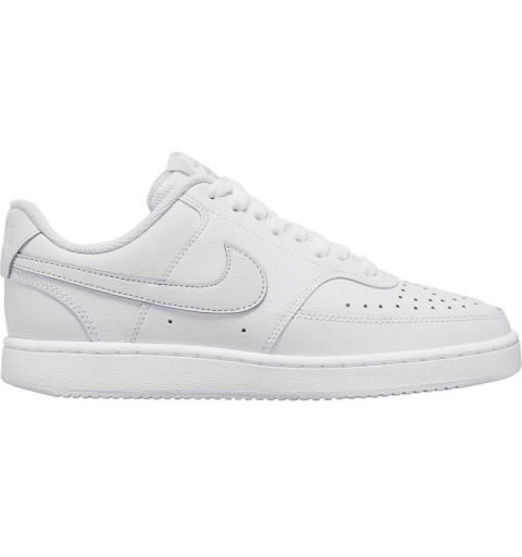 Nike Wmns Coourt Vision Low Blanca