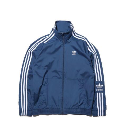 Chaqueta Adidas Ripstop TT Azul