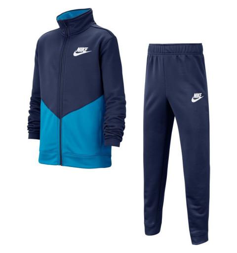 Chandal Nike B NSW Core TRK Futura Marino