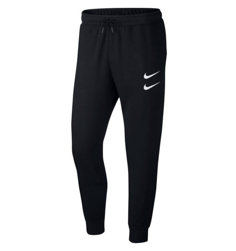 Pantalón Nike M NSW Swoosh Negro