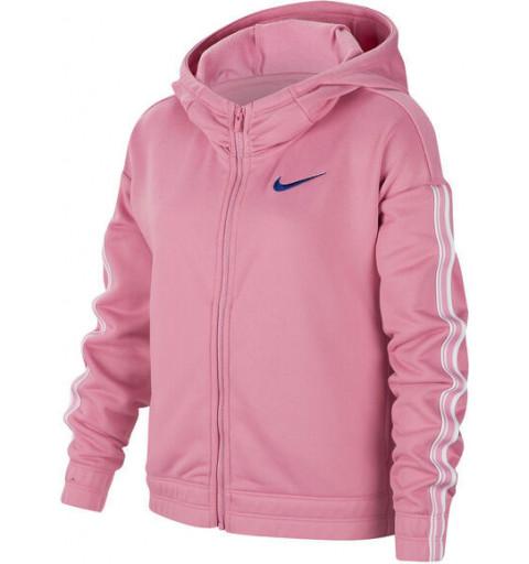 Sudadera Nike Girls Hd Studio Rosa