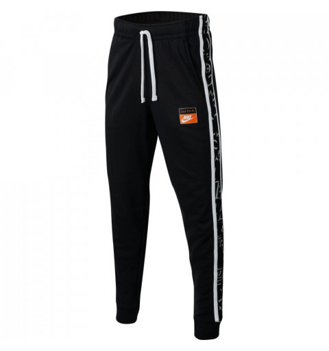 Pantalón Nike B NSW Just Do It Negro