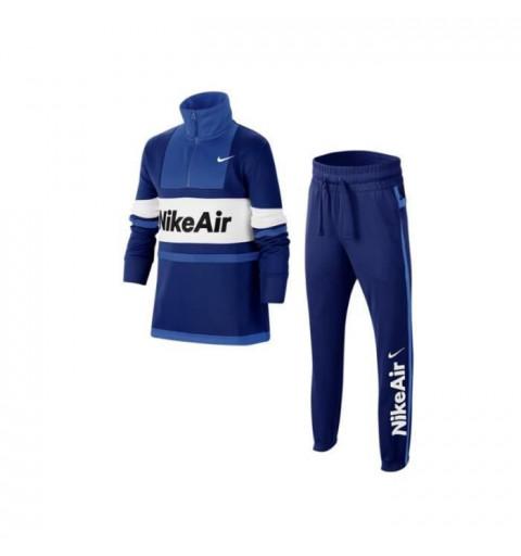 Chandal Nike Niño NSw Air Azul