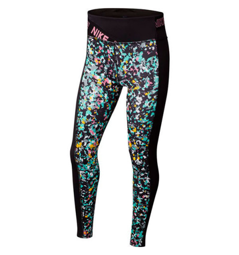 Leggins Nike Niña One Tight JDI Negra