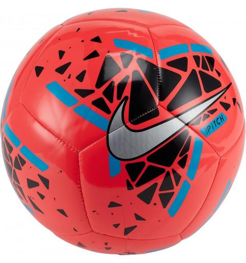 Balón Nike Pitch Rojo