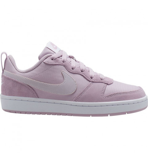 Nike Court Borough Low 2 Pe GS Rosa