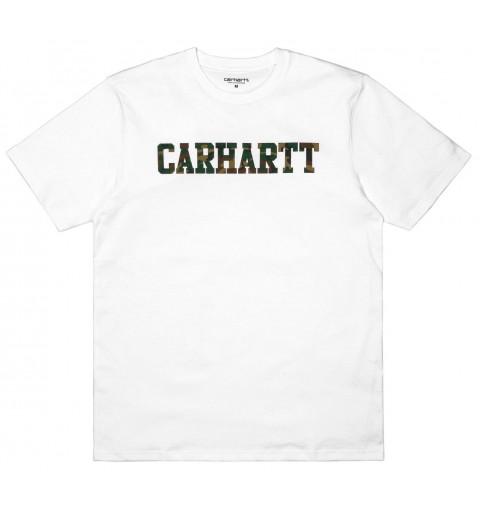 Camiseta Carhartt College White