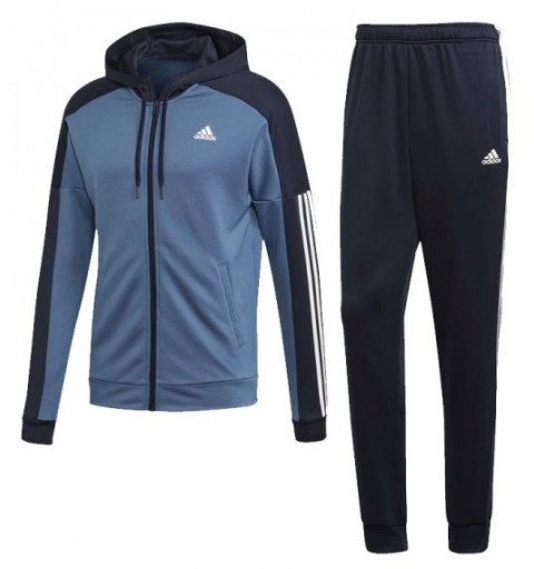 Chandal Adidas MTS Game Time Blue