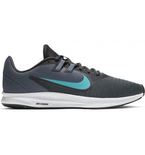 Nike Downshifter 9 Black/Bllgon