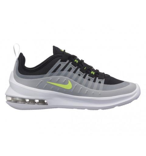Nike Air Max Axis GS Black-Volt