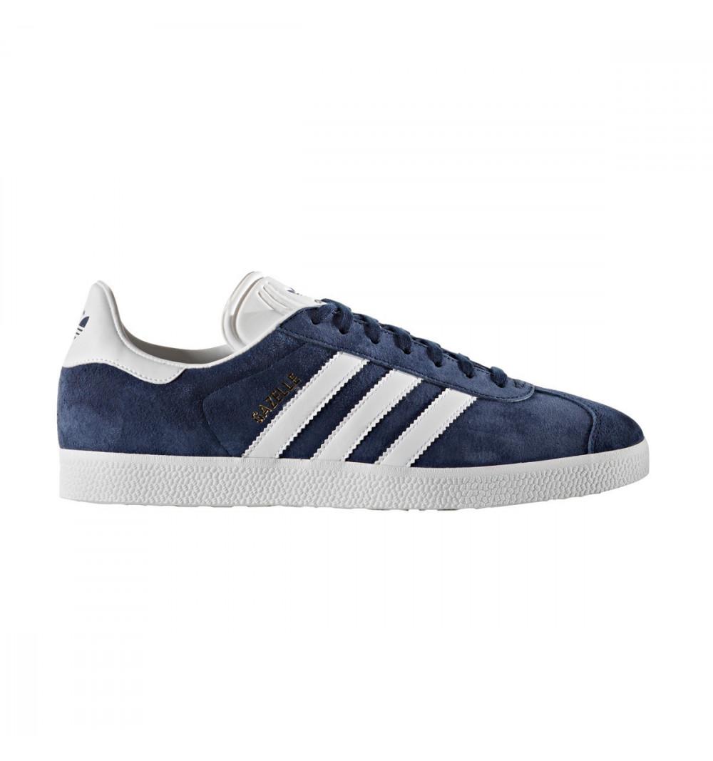 Adidas Gazelle Marino-Blanco