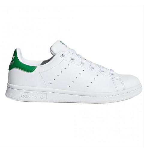 Adidas Stan Smith Blanco-Verde