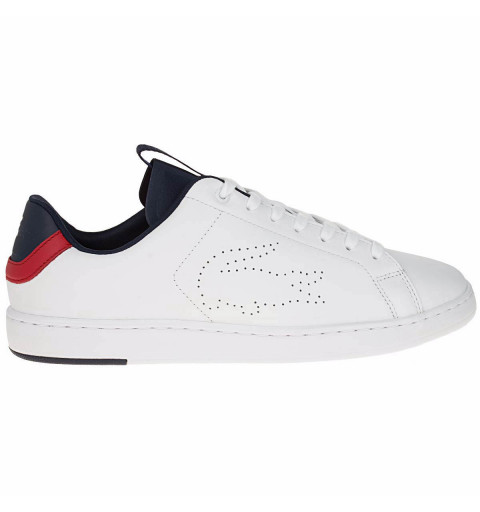 Lacoste Carnaby Evo Light WT 119 Wht-Nvy