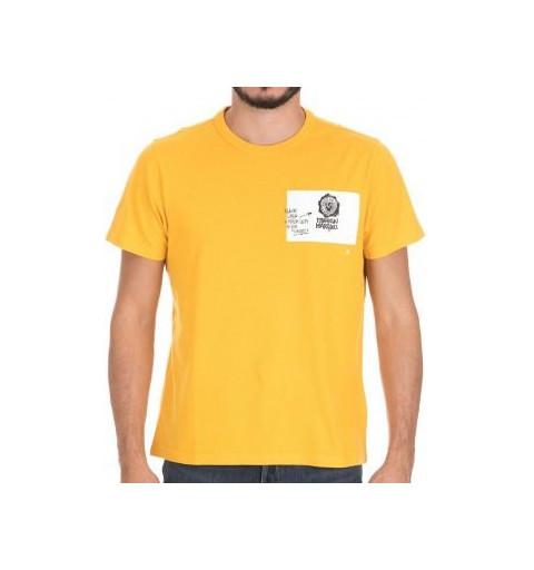 Camiseta F&M TSMF260 Hot Sunset