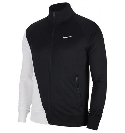 Sudadera Nike Nsw Swoosh Pk Black