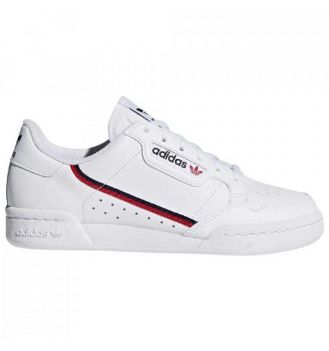 Adidas Continental 80 Blanca-Roja-Navy