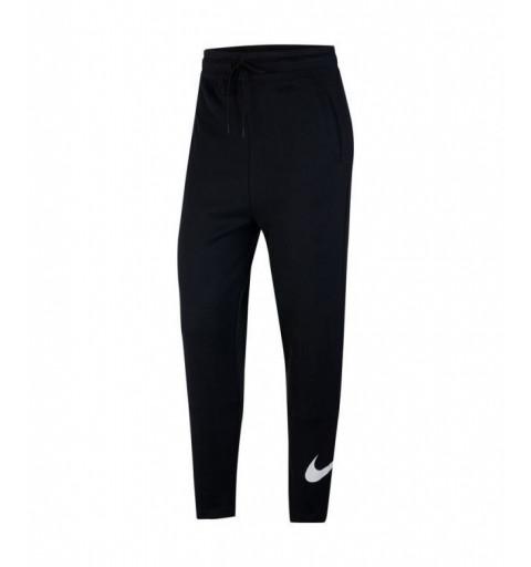 Pantalón Nike W Swoosh Ft Negro
