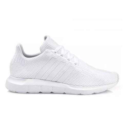 Adidas Swift Run J White